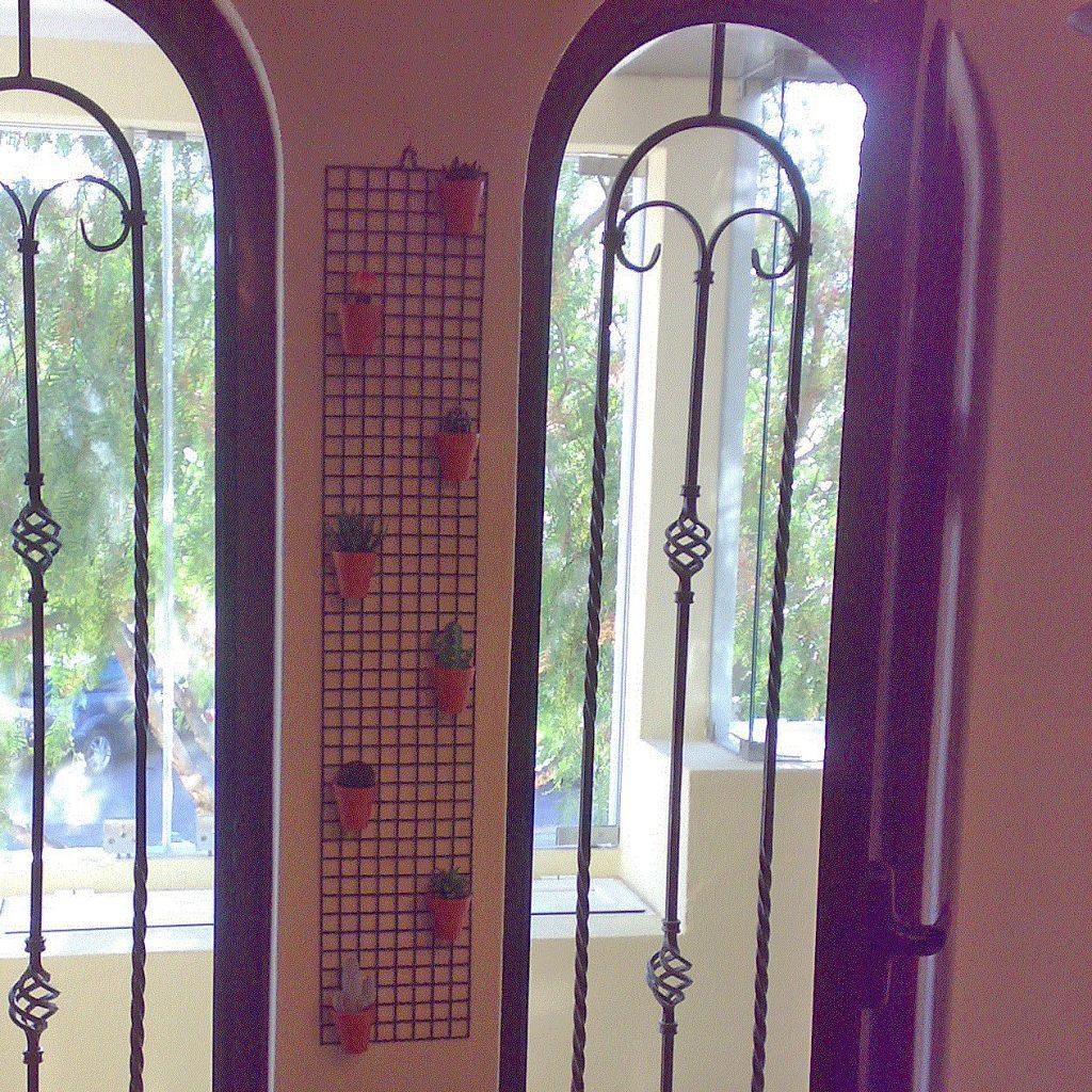 Grade de protecção em aço decorativa, by Vimapa